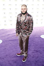 HOLLYWOOD, CA - OCTOBER 26: Farruko attends the Telemundo's Latin American Music Awards 2017 held at Dolby Theatre on October 26, 2017. Byline, credit, TV usage, web usage or linkback must read SILVEXPHOTO.COM. Failure to byline correctly will incur double the agreed fee. Tel: +1 714 504 6870.