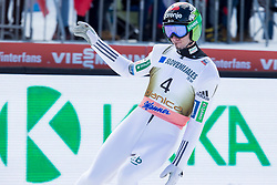 Robert Kranjec (SLO) during Ski Flying Hill Individual Competition at Day 2 of FIS Ski Jumping World Cup Final 2018, on March 23, 2018 in Planica, Ratece, Slovenia. Photo by Urban Urbanc / Sportida