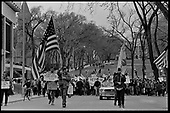 Vietnam War Protests - University of Wisconsin - 1970