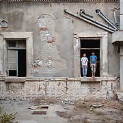 Cast Adrift in Leros  - Archive