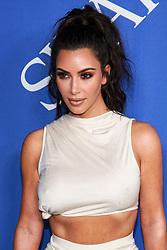 2018 CFDA Fashion Awards. 04 Jun 2018 Pictured: Kim Kardashian. Photo credit: Jason Mendez / MEGA TheMegaAgency.com +1 888 505 6342