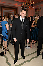 TOM FORD at the Harper???s Bazaar Women of the Year 2013 in association with Estée Lauder, Audemars Piguet and Selfridges & Co. held at Claridge's, Brook Street, London on 5th November 2013.