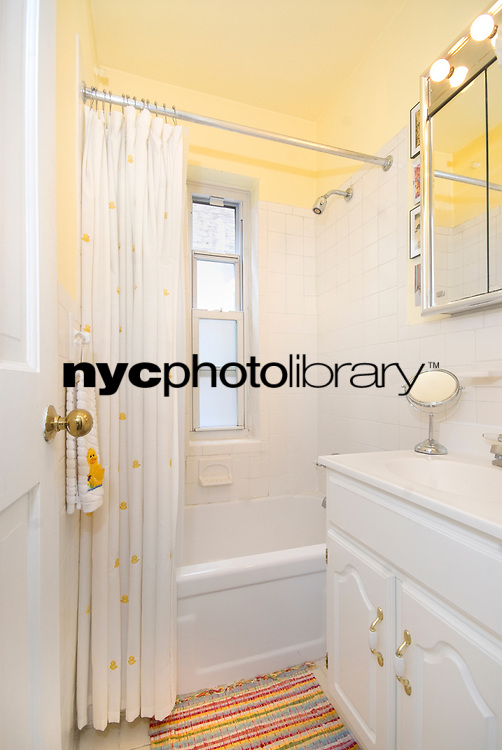 Bathroom at 227 West 11th St