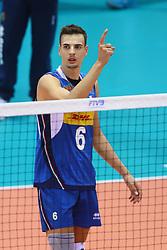SIMONE GIANNELLI<br /> ITALY VS SLOVENIA<br /> MEN'S VOLLEYBALL WORLD CHAMPIONSHIPS <br /> Florence September 18, 2018