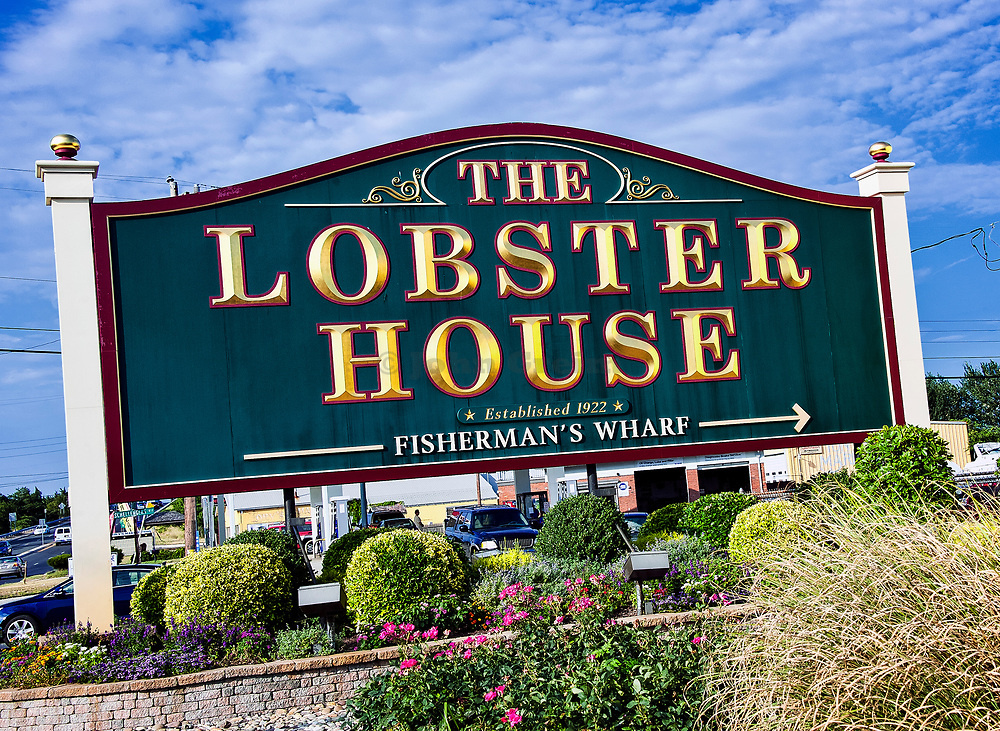 Lobster House, Cape May Harbor, New Jersey, USA.