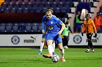 Ryan Croasdale. Stockport County FC 2-1 Barnet FC. Vanarama National League. Edgeley Park. 16.3.21
