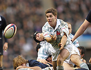 Twickenham. GREAT BRITAIN,  2006 Varsity Rugby Match at Twickenham Stadium, England 12.12.2006. [Photo, Peter Spurrier/Intersport-images] Sponsor, Lehman Brothers,