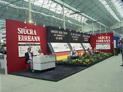 Irish Sugar Stand (no. 53) at G.A.A. Centenary Exhibition, R.D.S, Merrion Road, Dublin,<br /> 18th May 1984