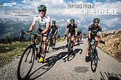 Bernard Hinault coaches Skoda cycling team for VSD