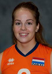 24-12-2019 NED: Photoshoot selection of Orange Youth Girls, Arnhem<br /> Orange Youth Girls 2019 - 2020 / Sanne Konijnenberg #2