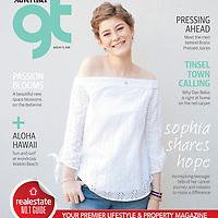 Sophia Gall for gt magazine