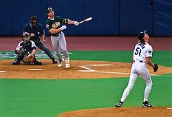 Mark McGwire and Randy Johnson, 1997