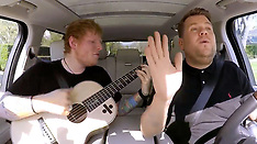 NY: James Cordon & Ed Shereen - 6 June 2017