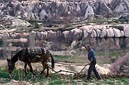 Life in Goreme National Historical Park, Cappadocia, Turkey