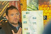 Yves Cuilleron, owner and winemaker.  Domaine Yves Cuilleron, Chavanay, Ampuis, Rhone, France, Europe