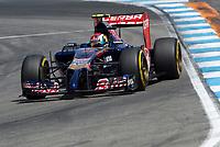 Daniil Kviat (Rosso Renault)<br /> Formel 1, Grosser Preis Santander von Deutschland 2014, Hockenheimring<br /> Norway only<br /> F1