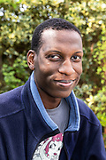 Portrait of a service user.<br /> Client  - Allerton, an integrated social care, housing, and development company.