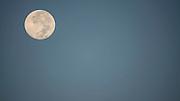 Supermoon, Full Moon, Hawaii