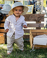 Jace Perry 1st Birthday