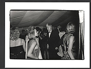 BORIS JOHNSON, Peckwater dance, Christchurch. Oxford, 1 June 1985