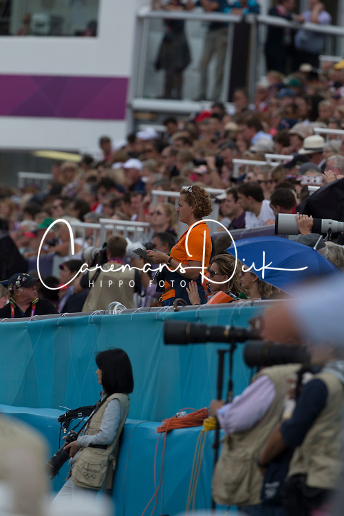 Dekker Charlotte (NED)<br /> Olympic Games London 2012<br /> © Dirk Caremans
