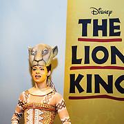 NLD/Amsterdam/20160216 - Musical The Lion King is terug!, Nala