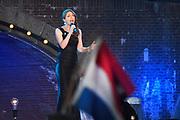 Bevrijdingsconcert - 5 mei-concert op de Amstel, Amsterdam. // Liberation Concert - 5 May concert on the Amstel<br /> <br /> Op de foto:   Willemijn Verkaik