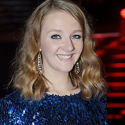 NLD/Hilversum/20141114 - The Voice of Holland 1e show, Sietske Oosterhuis