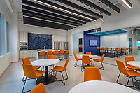 Interior design image of KBR Offices at Maple Lawn Corporate Center in Fulton MD by Jeffrey Sauers of CPI Producions