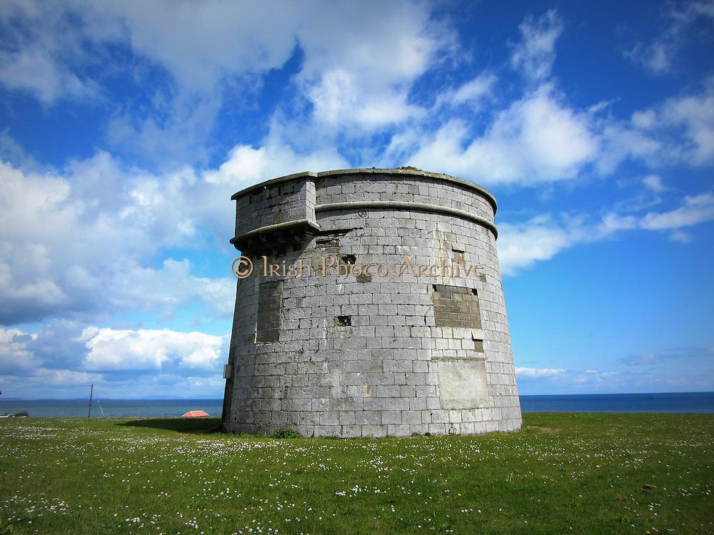 Skerries Martello Tower, Skerries, Co. Dublin, Ireland, 1805