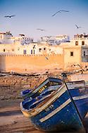 Fishing Port, Essaouira, Morocco, North Africa, Africa