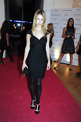 TILLY WOOD at Vogue's Fantastic Fashion Fantasy Party in association with Van Cleef & Arpels to celebrate Vogue's Secret Address Book held at One Marylebone Road, London NW1 on 3rd November 2008.