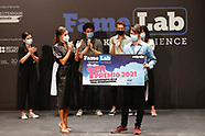 091721 Queen Letizia attends Final of the Scientific Monologue Contest 'FameLab Espana 2021'