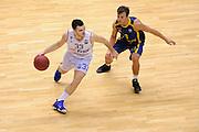 BRINDISI 02 DICEMBRE2014<br /> BASKET EUROCUP<br /> Enel Brindisi Gran Canaria<br /> NELLA FOTO Domenico Marzaioli<br /> FOTO CIAMILLO