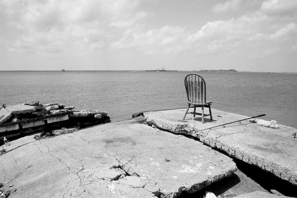 Mississippi River Gulf Outlet (MR-GO)