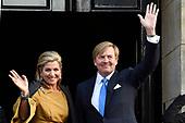 Nieuwjaarsontvangsten Koning en Koningin 2017