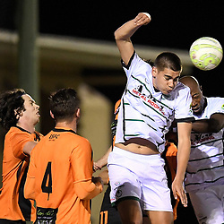 BRISBANE, AUSTRALIA - AUGUST 18:  during the FQPL Senior Men's Round 25 match between Eastern Suburbs and Souths United on August 18, 2018 in Brisbane, Australia. (Photo by Eastern Suburbs / Patrick Kearney)