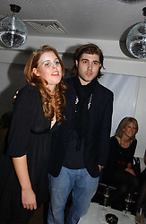 PRINCESS BEATRICE OF YORK and   at a party to celebrate the publication of Tatler's Little Black Book 2006 held at 24, 24 Kingley Street, London W1 on 9th November 2006.<br /><br />NON EXCLUSIVE - WORLD RIGHTS