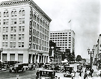 1923 Hollywood Blvd. & Cahuenga Ave..