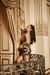 Supermodel Bella Hadid left tongues wagging in this stunning photo shoot for Kith x Versace. The 22-year-old was recently chosen as the face for the highly anticipated collaborative fashion campaign between KITH and Versace. In the revealing pics, Bella can be seen posing in bike shorts, blouses, bikinis, tracksuits, puffer coats and even an A$AP Rocky-approved babushka, all covered in the Italian fashion house's signature black and gold print. In one of the snaps, Bella can be seen wearing a pair of black and gold biker shorts with a matching bikini top, a chain necklace and large hoop earrings featuring Versace's signature Medusa head. While in another image she can be seen showing off her endless legs in a tight-fitting black one-piece swimming suit. During the campaign, she also dons a burgundy velour tracksuit that is emblazoned with blue and gold baroque print, which is paired with high-heel mules. KITH x Versace releases Friday, February 15th, at all KITH shops and 11 am on Kith.com. The collection will also release at select international Versace flagship stores. The collection will feature 100 styles across men's and women's apparel, footwear and accessories. 31 Jan 2019 Pictured: Bella Hadid for KITH x Versace. Photo credit: Toussaint/ KITH x Versace/ MEGA TheMegaAgency.com +1 888 505 6342