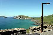 Coomeenole Beach on Slea Head on the Dingle Penninsula in County Kerry Ireland.<br /> Photo: Don MacMonagle -macmonagle.com