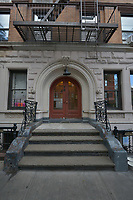 Entrance to 78 West 82nd Street