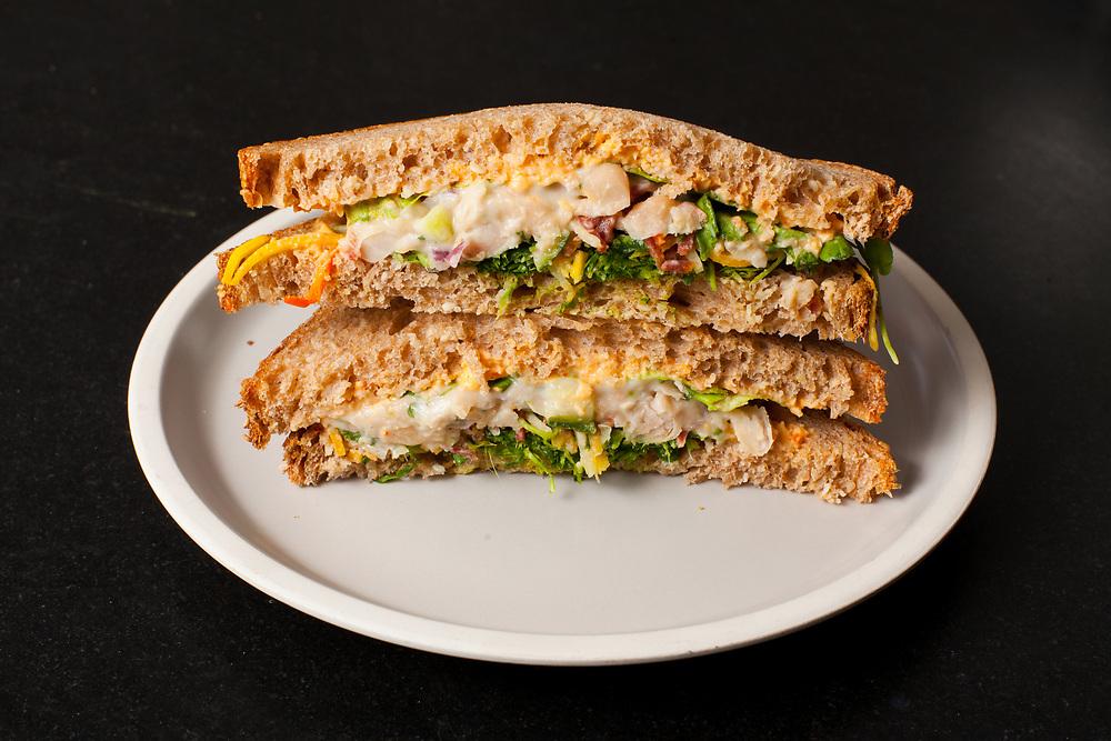 White Bean Garden Sandwich from Seven Stars Bakery (8.89) - RI Takeout