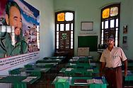 School in Cardenas, Matanzas, Cuba.
