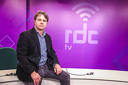 Márcio Irion, que é proprietário da RDCTV. Foto: Marcos Nagelstein/ Agência Preview