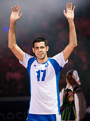 02-05-2010 VOLLEYBAL: FINAL 4 CHAMPIONS LEAGUE: LODZ<br /> Amaral Dante of Dinamo<br /> ©2010- FRH nph / Vid Ponikvar