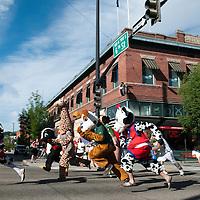 Road Races - 2012 Main Street Mile