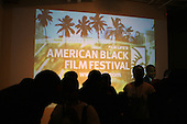 The American Black Film Festival Buzz Party held at Sundaram Tagore Gallery in NYC