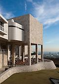 Getty Center, Los Angeles, Architect Richard Meier