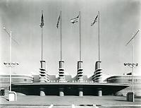 1955 The Pan-Pacific Auditorium